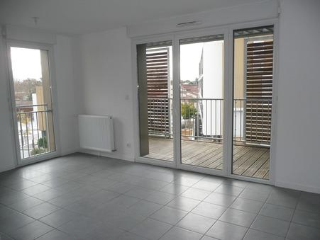 location appartement ST ORENS DE GAMEVILLE 45m2 598€
