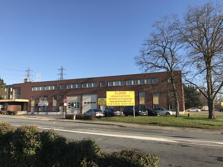 Location professionnel NEUILLY SUR MARNE 102 m² 0  €
