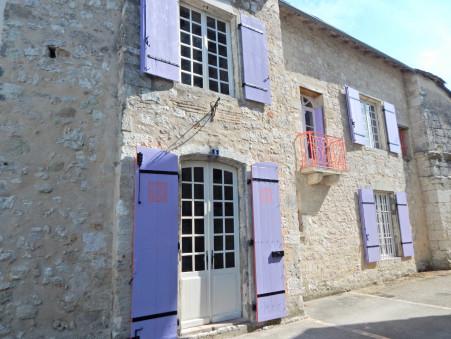 Vente maison LA SAUVETAT DU DROPT  172 800  €