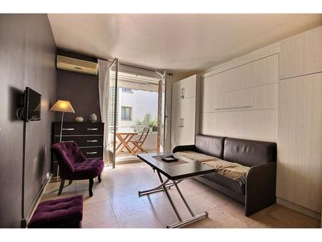Vente appartement cannes  146 000  €