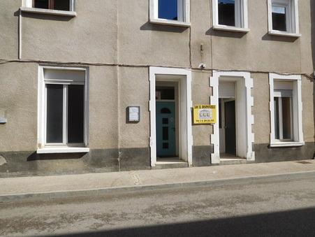 vente local LA COTE ST ANDRE 125m2 99000€
