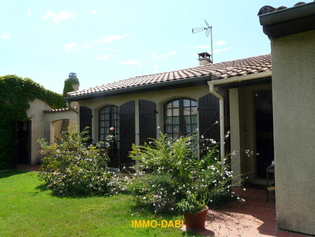 vente maison VILLENEUVE TOLOSANE 123m2 290000€