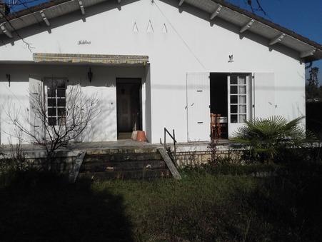 vente maison MESCHERS SUR GIRONDE 100m2 189000€