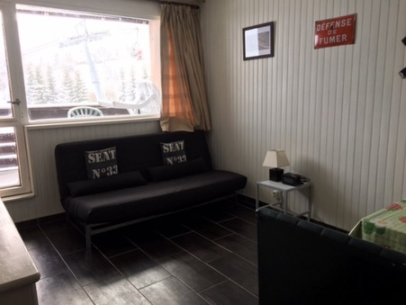 vente appartement SUPER BESSE 24m2 85000€