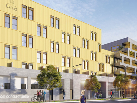 Vends appartement MONTPELLIER 18 m²  112 956  €