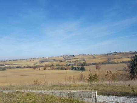 vente terrain MONTCLAR LAURAGAIS 2000m2 87000€