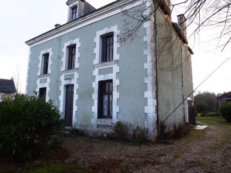 vente maison ST JULIEN L'ARS 183m2 137000€