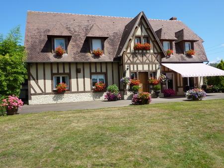 vente maison ENGLESQUEVILLE EN AUGE 619500 €