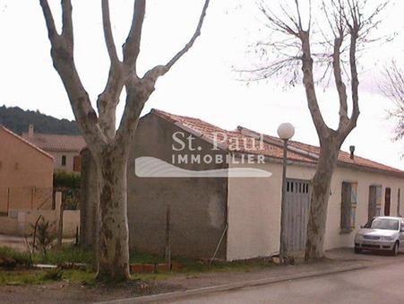 vente maison Ornaisons 35 000  € 70 m²