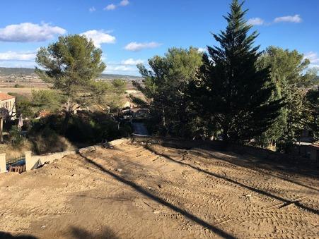 vente terrain calvisson 510m2 145000€