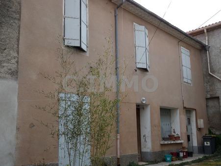 vente maison Abeilhan 67 000  € 80 m�
