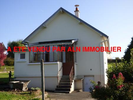 vente maison ST YRIEIX LA PERCHE 70m2 86000€