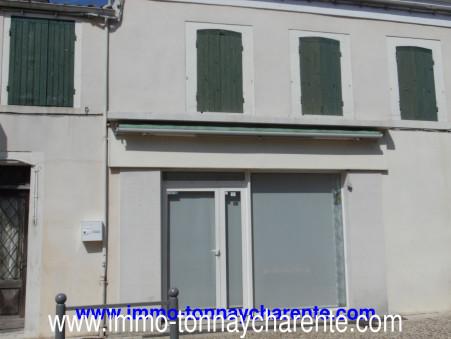 Achète maison Tonnay charente 86 000  €