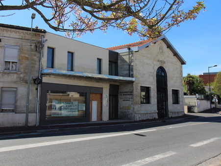 location Local commercial Talence 123m2 1300€