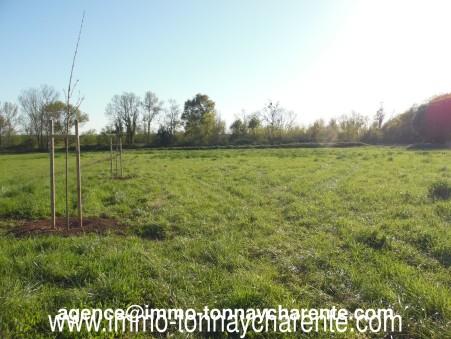 vente terrain Tonnay charente 61340 €