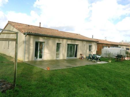 vente maison ST JULIEN L ARS 90m2 186000€