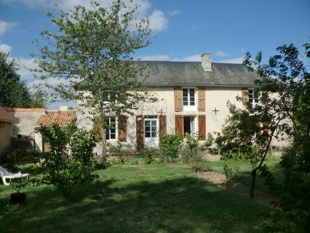 vente maison CHAUVIGNY 110m2 263000€