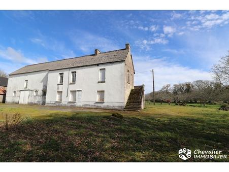 vente maison ST NOLFF 141450 €