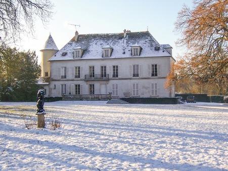 10 vente chateau LUZARCHES 1590000 €