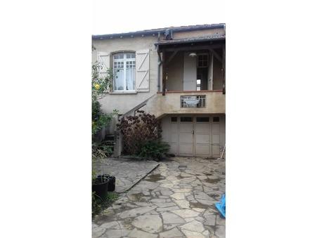 vente maison TOULOUSE 80m2 260000€