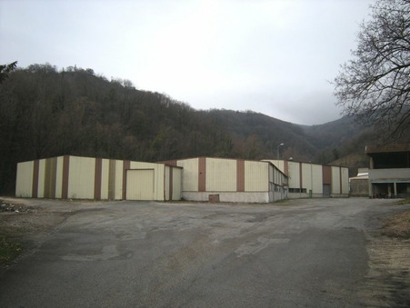 location LOCAUX D ACTIVITE Tullins 2390m2 0€
