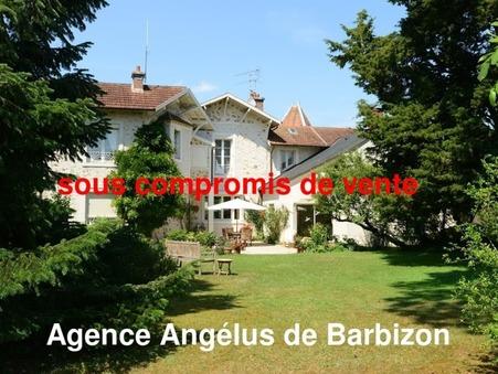 Achat maison FONTAINEBLEAU  990 000  €