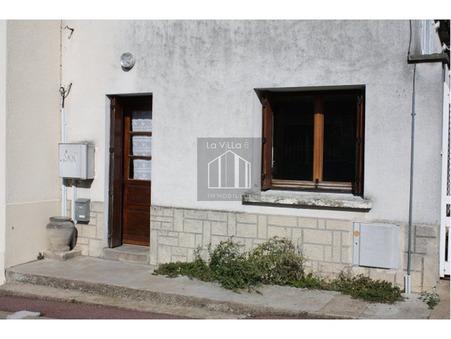 vente maison ANET 20m2 48000€