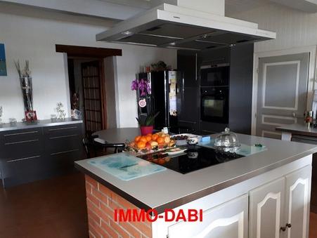 vente maison BEAUMONT SUR LEZE 200m2 361000€