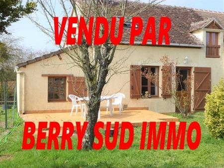 vente maison SANCOINS 74m2 49500€