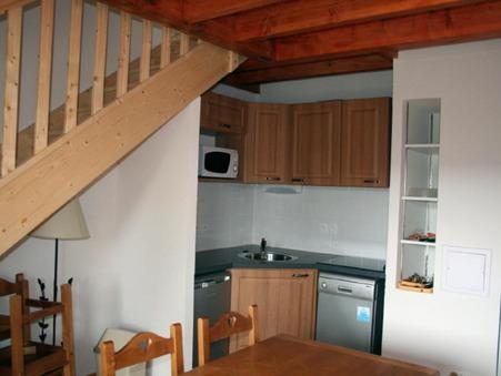 vente appartement SUPER BESSE 46m2 127000€