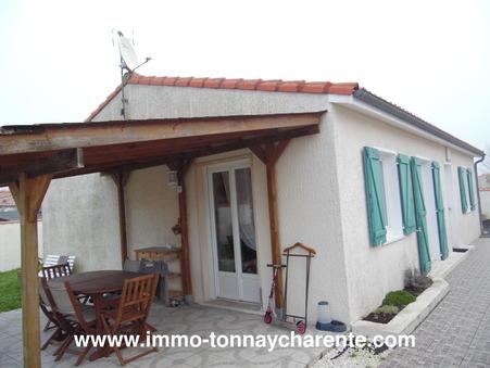 Achète maison TONNAY CHARENTE  189 500  €