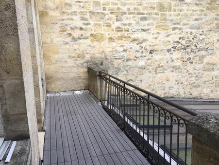 A louer appartement BORDEAUX 26 m²  600  €