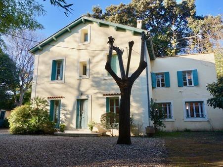 Loue maison MONTPELLIER 2 200  €