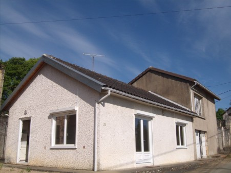 vente maison VALDIVIENNE 52m2 129000€