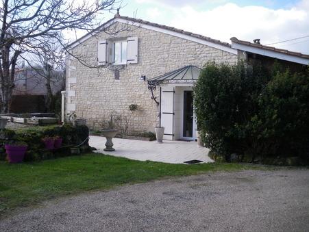 Achète maison Jonzac  262 500  €