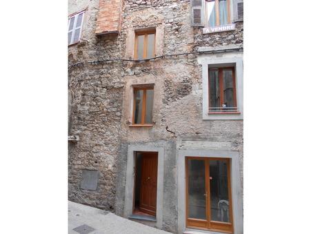 vente appartement SOSPEL 42m2 95000€