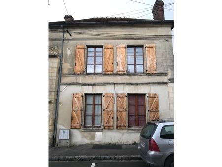 vente maison BURY 80m2 143000€