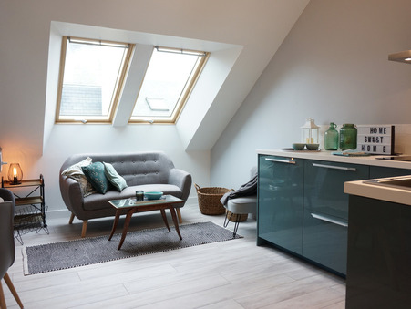 Vends appartement DEAUVILLE 30.6 m²  198 000  €
