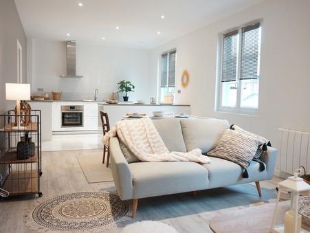 A vendre appartement DEAUVILLE 72.74 m²  393 500  €