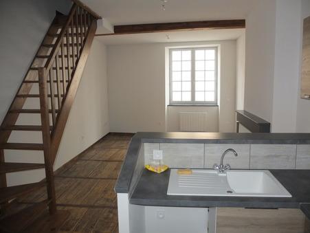 Location appartement RIOM 59 m²  450 €