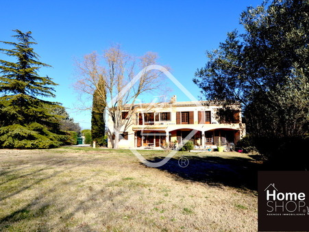 vente maison CABRIES 790000 €