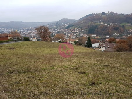 vente terrain DECAZEVILLE 5127m2 23200€