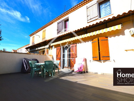 vente maison MARIGNANE 277000 €