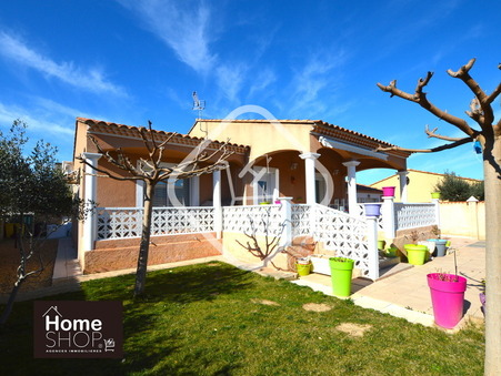 vente maison MARIGNANE 380000 €