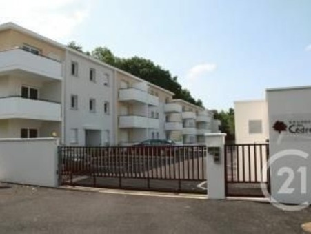 Vends appartement mourenx 83 500  €