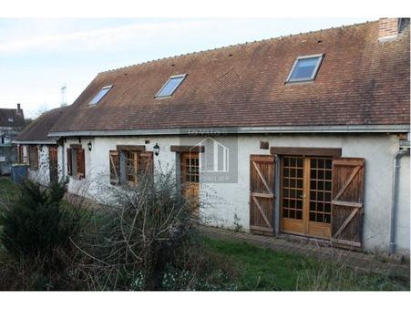 vente maison ENTRE ANET ET LA COUTURE BOUSS 115m2 220000€