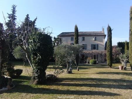 vente maison CARPENTRAS 350m2 1155000€