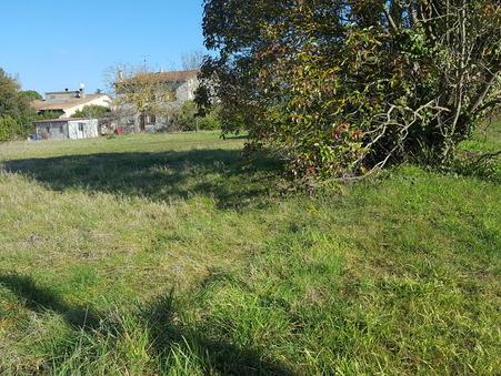 Vends terrain VILLEFRANCHE DE LAURAGAIS 86 000  €
