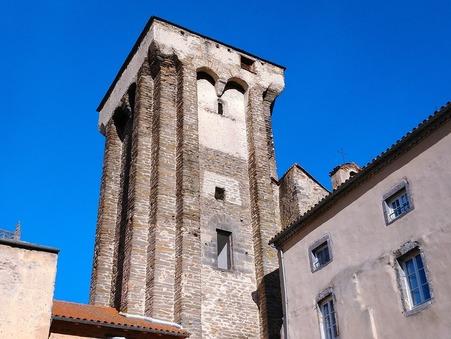 vente chateau Brioude 112000 €