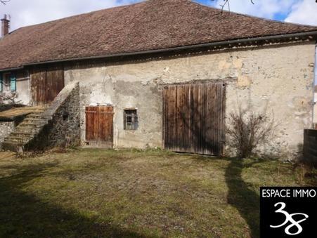 vente maison ST JEAN D HERANS 47 000  € 174 m�